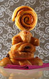 Composition de viennoiserie